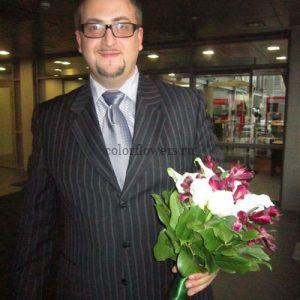 Доставка цветов по всей Москве