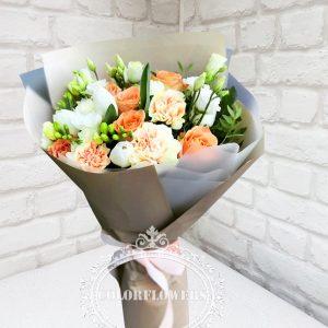 Роза коралловая букеты с доставкой