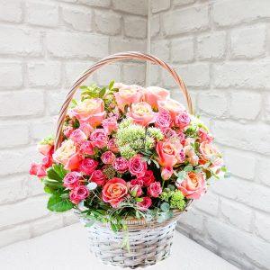 "Корзина цветов ""Пряности"""