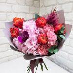 """Букет цветов """"Волшебная страна"""""""