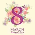 сколько цветов дарят 8 марта
